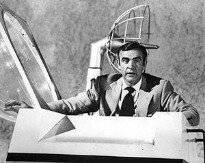 Ken Adam,The James Bond Moon Buggy 2, 1971