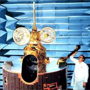 Aether Architecture, Satellite Behaviour 2, 2001