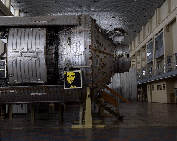 George Pusenkoff, Mona Lisa goes Space